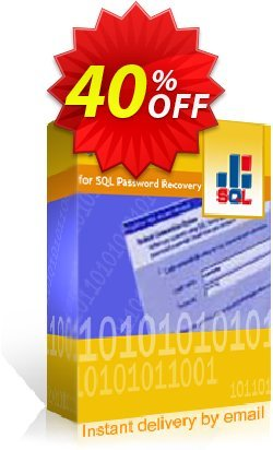 Kernel SQL Password Recovery - Corporate License Coupon, discount Kernel SQL Password Recovery - Corporate License hottest promo code 2019. Promotion: hottest promo code of Kernel SQL Password Recovery - Corporate License 2019