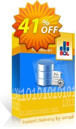 Kernel Recovery for SQL - Corporate License Coupon, discount Kernel Recovery for SQL - Corporate License dreaded discount code 2019. Promotion: dreaded discount code of Kernel Recovery for SQL - Corporate License 2019