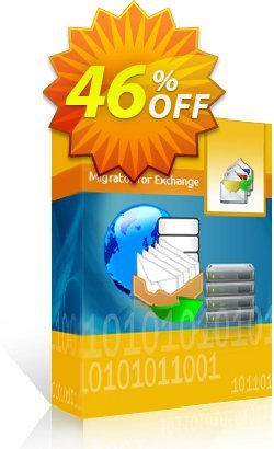 Kernel Migrator for Exchange - 250 Mailboxes  Coupon discount Kernel Migrator for Exchange ( 101 - 250 Mailboxes ) Staggering offer code 2020 - Staggering offer code of Kernel Migrator for Exchange ( 101 - 250 Mailboxes ) 2020