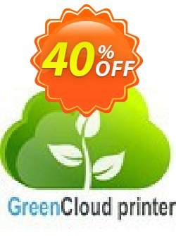 GreenCloud printer pro Coupon, discount XMAS2012. Promotion: excellent sales code of GreenCloud printer pro 2019