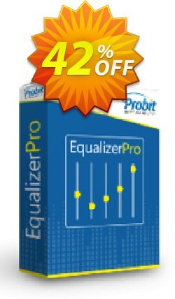 EqualizerPro - 1 Year License - 3 PC  Coupon, discount EqualizerPro - 1 Year License (3 PC) fearsome sales code 2020. Promotion: fearsome sales code of EqualizerPro - 1 Year License (3 PC) 2020