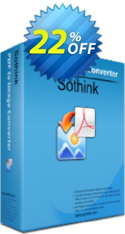 Sothink PDF to Image Converter Coupon, discount Sothink PDF to Image Converter dreaded discount code 2020. Promotion: dreaded discount code of Sothink PDF to Image Converter 2020