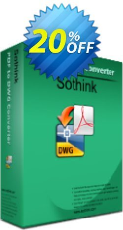 Sothink PDF to DWG Converter Coupon, discount Sothink PDF to DWG Converter excellent promo code 2020. Promotion: excellent promo code of Sothink PDF to DWG Converter 2020