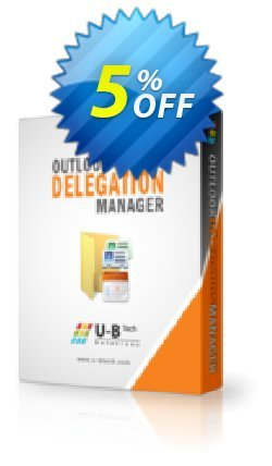 Outlook Delegation Manager - Lite Edition Coupon, discount Outlook Delegation Manager. Promotion: dreaded discount code of Outlook Delegation Manager - Lite Edition 2019