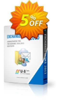 Exchange Tasks 2013 - 500 Mailbox License Coupon, discount Exchange Tasks 2013. Promotion: big sales code of Exchange Tasks 2013 - 500 Mailbox License 2019
