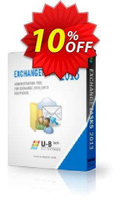 Exchange Tasks 2013 - Unlimited Mailbox License Coupon, discount Exchange Tasks 2013 - Unlimited Mailbox License awesome promo code 2019. Promotion: awesome promo code of Exchange Tasks 2013 - Unlimited Mailbox License 2019