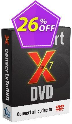 ConvertXtoDVD Coupon, discount ConvertXtoDVD amazing discount code 2019. Promotion: amazing discount code of ConvertXtoDVD 2019