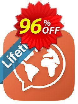 Mondly Lifetime Membership - Learn 33 Languages Coupon, discount Mondly Lifetime Membership - Learn 33 Languages awful discount code 2019. Promotion: awful discount code of Mondly Lifetime Membership - Learn 33 Languages 2019