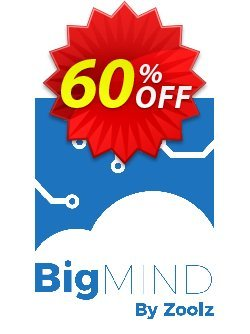 BigMIND Home 100 GB - Yearly  Coupon, discount 50% OFF BigMIND Home 100GB Nov 2019. Promotion: Formidable sales code of BigMIND Home 100GB, tested in November 2019