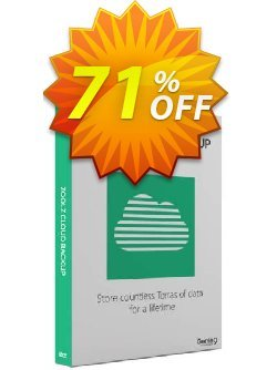 Zoolz Home Cloud SPECIAL 1 TB - Yearly Coupon, discount Back2School_60% off. Promotion: staggering discounts code of Zoolz Home Cloud SPECIAL 1 TB - Yearly 2019