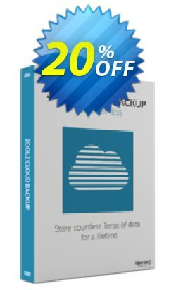 Zoolz Cloud for Business 10TB Coupon discount Zoolz Business Terabyte Cloud Storage (10 TB) - Unlimited Users/Servers Staggering promo code 2021 - special discounts code of Zoolz Business Terabyte Cloud Storage (10 TB) - Unlimited Users/Servers 2021