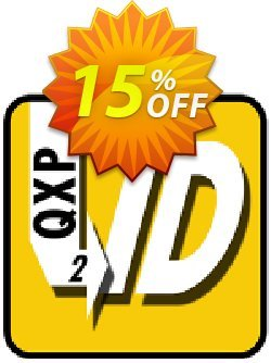 Markzware Q2ID - Quark to InDesign  Coupon discount Promo: Affiliate Spring Promotion - awful deals code of Q2ID Bundle (for InDesign CC, CS6) (1 Year Subscription) Mac/Win 2021