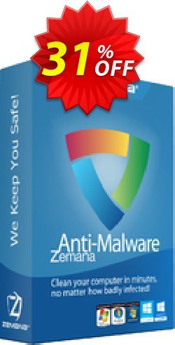 Zemana AntiMalware Coupon, discount Newsletter Special Offer 30%. Promotion: impressive offer code of Zemana AntiMalware 2020