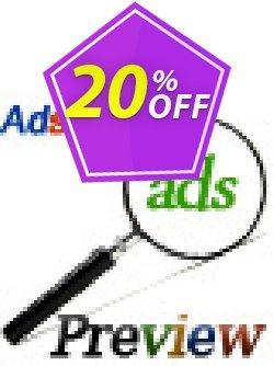 Adsense Ads Preview Script Coupon, discount Adsense Ads Preview Script fearsome deals code 2019. Promotion: fearsome deals code of Adsense Ads Preview Script 2019