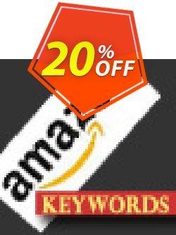 Amazon Keyword Suggestions Script Coupon, discount Amazon Keyword Suggestions Script best discounts code 2019. Promotion: best discounts code of Amazon Keyword Suggestions Script 2019