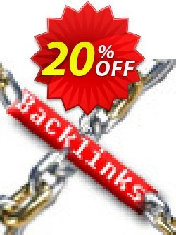 Backlinks Checker Script Coupon discount Backlinks Checker Script Big promotions code 2021. Promotion: hottest sales code of Backlinks Checker Script 2021