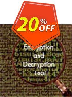 Encrypt Decrypt Script Coupon, discount Encrypt Decrypt Script amazing discounts code 2019. Promotion: amazing discounts code of Encrypt Decrypt Script 2019
