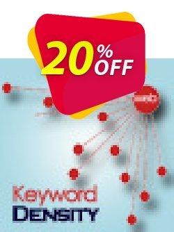 Keyword Density Analyzer Script Coupon, discount Keyword Density Analyzer Script formidable promotions code 2019. Promotion: formidable promotions code of Keyword Density Analyzer Script 2019