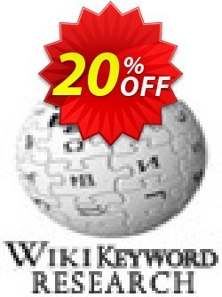 Wikipedia Keyword Extraction Script Coupon, discount Wikipedia Keyword Extraction Script imposing sales code 2019. Promotion: imposing sales code of Wikipedia Keyword Extraction Script 2019