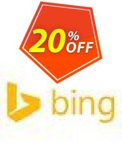 Bing Search Api Script Coupon, discount Bing Search Api Script awful offer code 2019. Promotion: awful offer code of Bing Search Api Script 2019