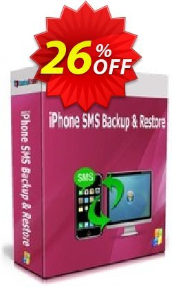 Backuptrans iPhone SMS Backup & Restore - Business Edition  Coupon, discount Backuptrans iPhone SMS Backup & Restore (Business Edition) special discounts code 2021. Promotion: hottest promo code of Backuptrans iPhone SMS Backup & Restore (Business Edition) 2021