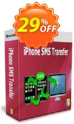 Backuptrans iPhone SMS Transfer Coupon, discount Backuptrans iPhone SMS Transfer (Personal Edition) exclusive promotions code 2021. Promotion: special discounts code of Backuptrans iPhone SMS Transfer (Personal Edition) 2021