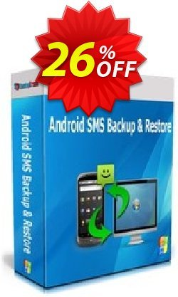 Backuptrans Android SMS Backup & Restore Coupon, discount Backuptrans Android SMS Backup & Restore (Personal Edition) stirring promotions code 2021. Promotion: imposing discounts code of Backuptrans Android SMS Backup & Restore (Personal Edition) 2021