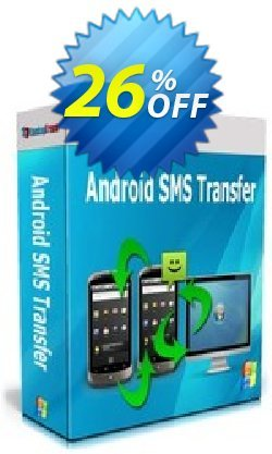 Backuptrans Android SMS Transfer - Family Edition  Coupon, discount Backuptrans Android SMS Transfer (Family Edition) dreaded discount code 2021. Promotion: fearsome offer code of Backuptrans Android SMS Transfer (Family Edition) 2021