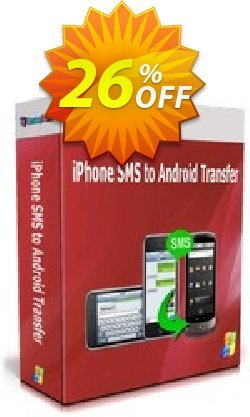 Backuptrans iPhone SMS to Android Transfer - Family Edition  Coupon, discount Backuptrans iPhone SMS to Android Transfer (Family Edition) wondrous promotions code 2021. Promotion: marvelous discounts code of Backuptrans iPhone SMS to Android Transfer (Family Edition) 2021