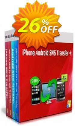 Backuptrans iPhone Android SMS Transfer + Coupon discount Holiday Deals - awful deals code of Backuptrans iPhone Android SMS Transfer + (Personal Edition) 2021