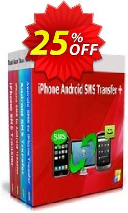 Backuptrans iPhone Android SMS Transfer + - Business Edition  Coupon, discount Holiday Deals. Promotion: best promo code of Backuptrans iPhone Android SMS Transfer + (Business Edition) 2021