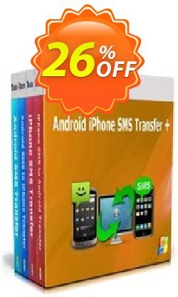 Backuptrans Android iPhone SMS Transfer + Coupon, discount Holiday Deals. Promotion: exclusive deals code of Backuptrans Android iPhone SMS Transfer + (Personal Edition) 2021