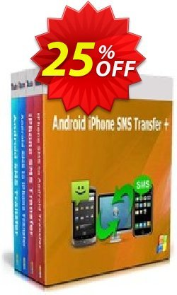 Backuptrans Android iPhone SMS Transfer + - Business Edition  Coupon, discount Holiday Deals. Promotion: wonderful discount code of Backuptrans Android iPhone SMS Transfer + (Business Edition) 2021