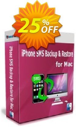 Backuptrans iPhone SMS Backup & Restore for Mac - Business Edition  Coupon, discount Backuptrans iPhone SMS Backup & Restore for Mac (Business Edition) impressive offer code 2021. Promotion: stirring deals code of Backuptrans iPhone SMS Backup & Restore for Mac (Business Edition) 2021