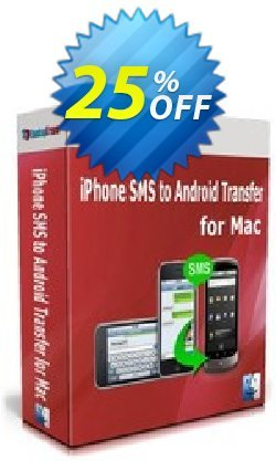 Backuptrans iPhone SMS to Android Transfer for Mac - Family Edition  Coupon discount Backuptrans iPhone SMS to Android Transfer for Mac (Family Edition) marvelous sales code 2020 - excellent promotions code of Backuptrans iPhone SMS to Android Transfer for Mac (Family Edition) 2020