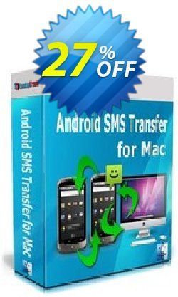Backuptrans Android SMS Transfer for Mac Coupon, discount Backuptrans Android SMS Transfer for Mac (Personal Edition) big sales code 2021. Promotion: best promotions code of Backuptrans Android SMS Transfer for Mac (Personal Edition) 2021