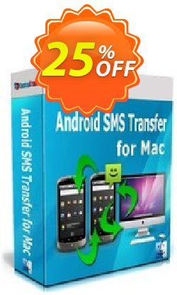 Backuptrans Android SMS Transfer for Mac - Business Edition  Coupon, discount Backuptrans Android SMS Transfer for Mac (Business Edition) exclusive discount code 2021. Promotion: special offer code of Backuptrans Android SMS Transfer for Mac (Business Edition) 2021