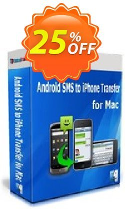 Backuptrans Android iPhone SMS Transfer + for Mac - Business Edition  Coupon, discount Holiday Deals. Promotion: awful discounts code of Backuptrans Android iPhone SMS Transfer + for Mac (Business Edition) 2021