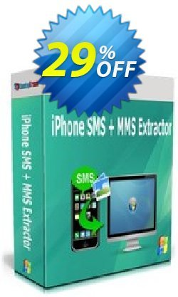 Backuptrans iPhone SMS + MMS Extractor Coupon, discount Holiday Deals. Promotion: staggering deals code of Backuptrans iPhone SMS + MMS Extractor (Personal Edition) 2021