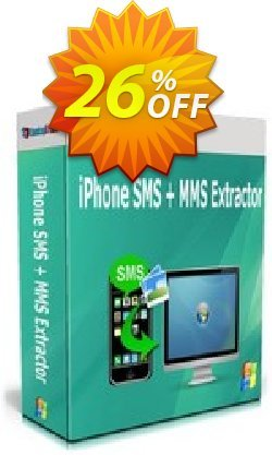 Backuptrans iPhone SMS + MMS Extractor - Family Edition  Coupon, discount Holiday Deals. Promotion: imposing offer code of Backuptrans iPhone SMS + MMS Extractor (Family Edition) 2021