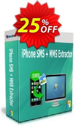 Backuptrans iPhone SMS + MMS Extractor - Business Edition  Coupon, discount Holiday Deals. Promotion: stirring discount code of Backuptrans iPhone SMS + MMS Extractor (Business Edition) 2021