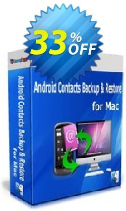 Backuptrans Android Contacts Backup & Restore for Mac Coupon discount Backuptrans Android Contacts Backup & Restore for Mac (Personal Edition) impressive offer code 2021 - stirring deals code of Backuptrans Android Contacts Backup & Restore for Mac (Personal Edition) 2021