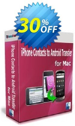 Backuptrans iPhone Contacts to Android Transfer for Mac - Business Edition  Coupon, discount Backuptrans iPhone Contacts to Android Transfer for Mac (Business Edition) wonderful promo code 2021. Promotion: awesome discount code of Backuptrans iPhone Contacts to Android Transfer for Mac (Business Edition) 2021