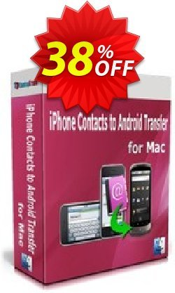Backuptrans iPhone Contacts to Android Transfer for Mac - One-Time Usage  Coupon, discount Backuptrans iPhone Contacts to Android Transfer for Mac (One-Time Usage) amazing discounts code 2021. Promotion: wonderful promo code of Backuptrans iPhone Contacts to Android Transfer for Mac (One-Time Usage) 2021