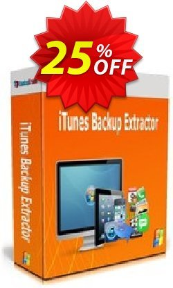 Backuptrans iTunes Backup Extractor - Family Edition  Coupon, discount Backuptrans iTunes Backup Extractor (Family Edition) wonderful sales code 2021. Promotion: awesome promotions code of Backuptrans iTunes Backup Extractor (Family Edition) 2021