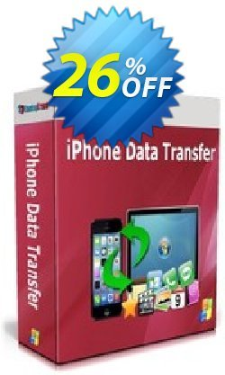 Backuptrans iPhone Data Transfer Coupon, discount Backuptrans iPhone Data Transfer (Personal Edition) amazing discount code 2021. Promotion: wonderful offer code of Backuptrans iPhone Data Transfer (Personal Edition) 2021