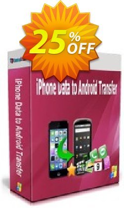 Backuptrans iPhone Data to Android Transfer - Business Edition  Coupon, discount Backuptrans iPhone Data to Android Transfer (Business Edition) marvelous promotions code 2021. Promotion: excellent discounts code of Backuptrans iPhone Data to Android Transfer (Business Edition) 2021