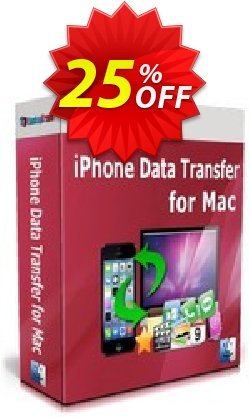 Backuptrans iPhone Data Transfer for Mac - Family Edition  Coupon, discount Backuptrans iPhone Data Transfer for Mac (Family Edition) hottest sales code 2021. Promotion: big promotions code of Backuptrans iPhone Data Transfer for Mac (Family Edition) 2021