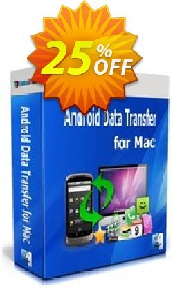 Backuptrans Android Data Transfer for Mac - Business Edition  Coupon, discount Backuptrans Android Data Transfer for Mac (Business Edition) wonderful promo code 2021. Promotion: awesome discount code of Backuptrans Android Data Transfer for Mac (Business Edition) 2021