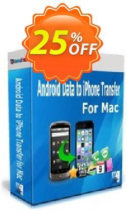 Backuptrans Android Data to iPhone Transfer for Mac Coupon, discount Backuptrans Android Data to iPhone Transfer for Mac (Personal Edition) imposing deals code 2021. Promotion: staggering sales code of Backuptrans Android Data to iPhone Transfer for Mac (Personal Edition) 2021
